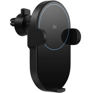 Xiaomi Wireless Car Charger 20W Fast Charging Auto-Clamp Car Mount