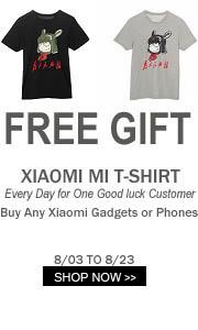 free xiaomi tshirt