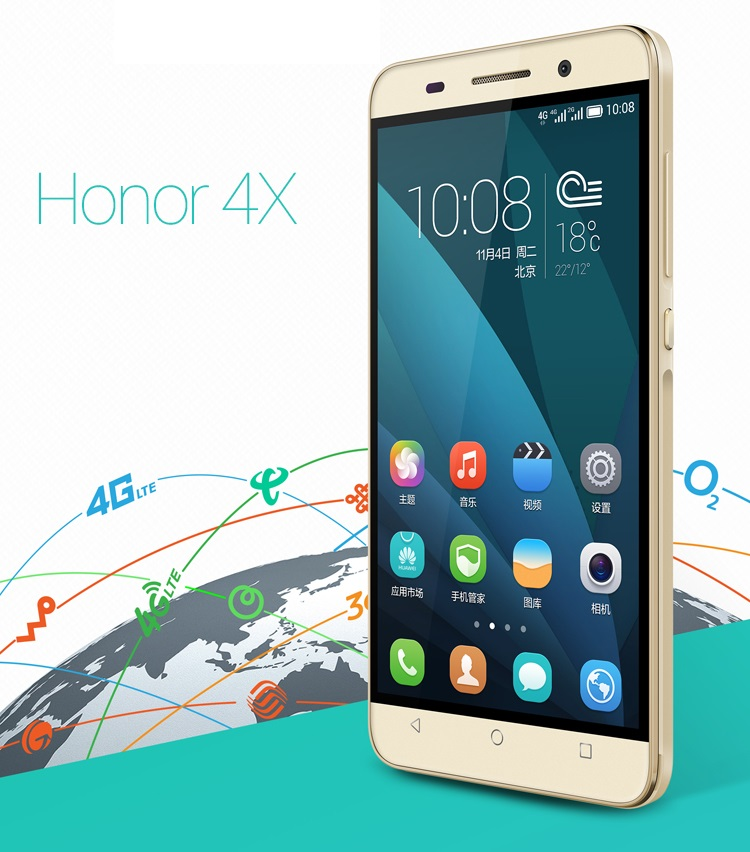 Huawei Honor 4x Play