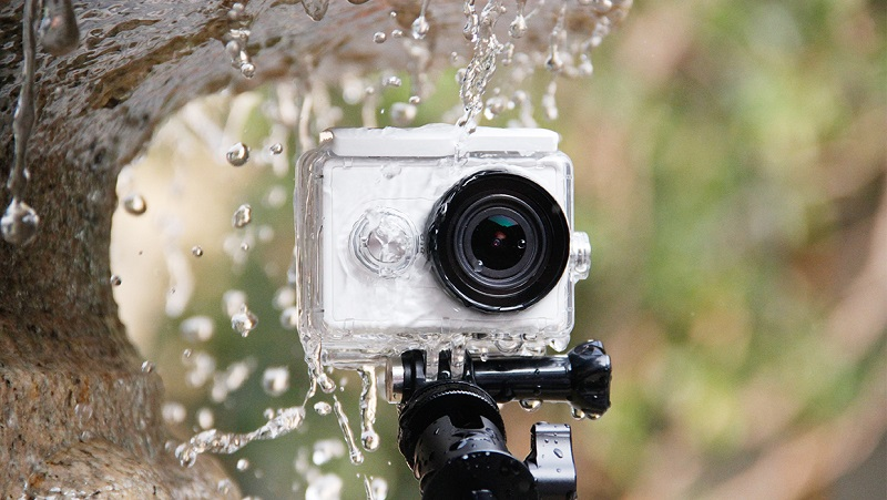 Waterproof Case for Xiaomi Yi Action Camera