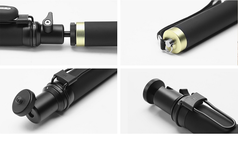 Original Bluetooth Monopods with Remote Control