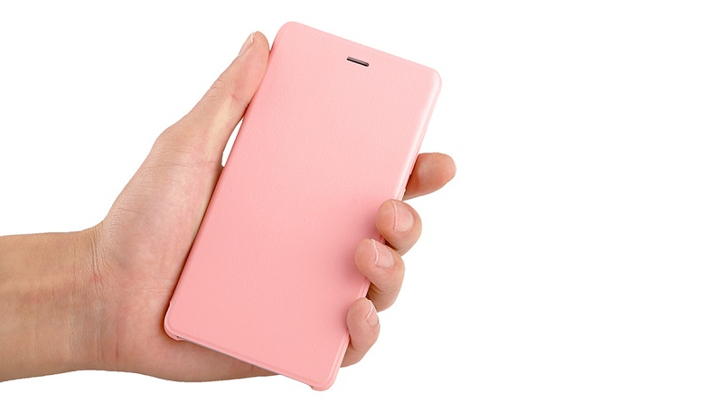 100% Original Flip PU Leather Case for Xiaomi Redmi 3