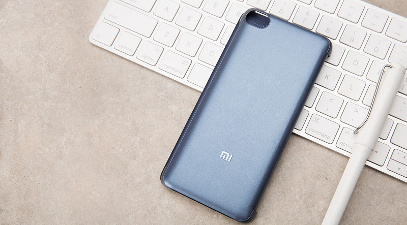 Smart Case Sleep And Wake Up Flip Cover Protective For Xiaomi Mi 5S