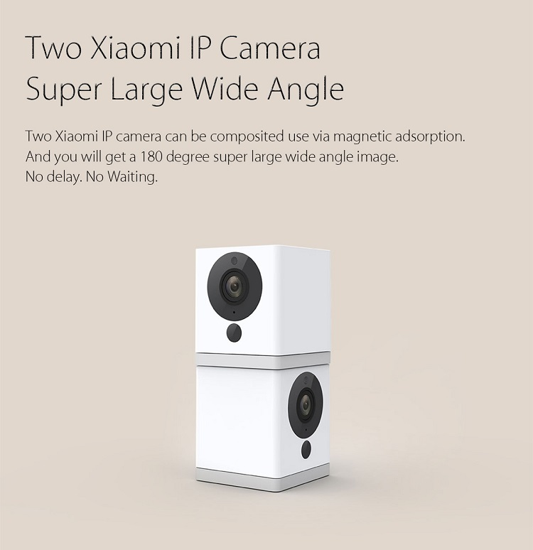 Xiaomi XiaoFang WiFi IP Camera
