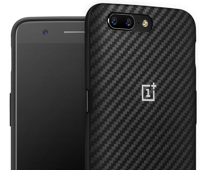 Karbon Bumper Case for OnePlus 5