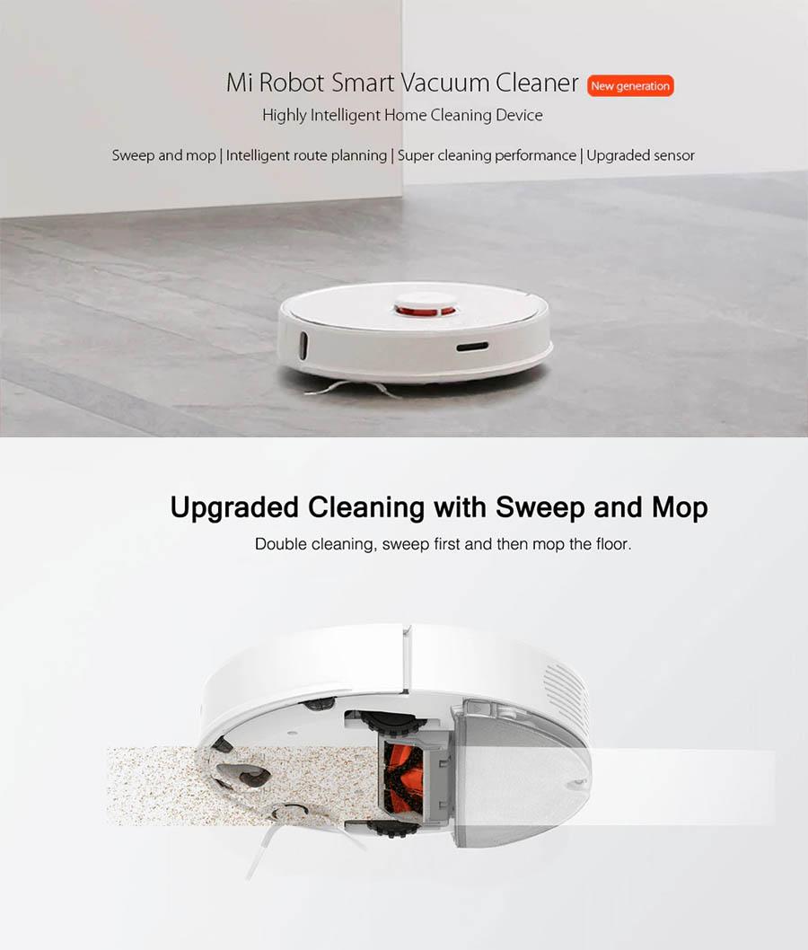 Xiaomi Rockrobo Robot Vacuum 2
