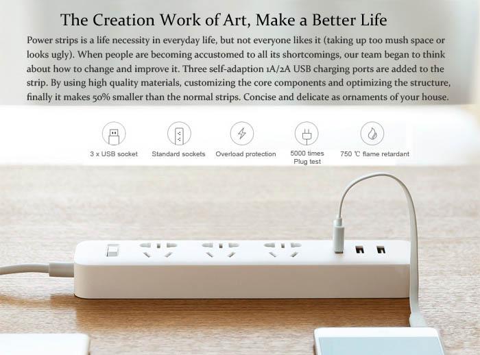 Xiaomi Multipresa Ciabatta Elettrica