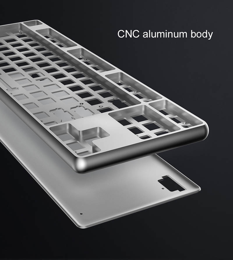 Xiaomi Yuemi Mechanical Keyboard Pro