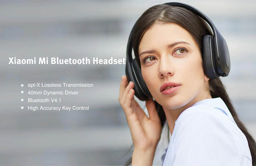 Xiaomi Bluetooth Headset Headphone