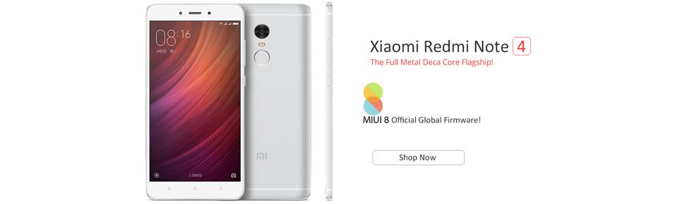 Redmi Note 4 Prime